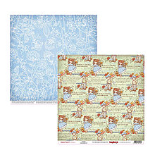 Papier - Papier obojstranný 30,5x30,5cm Sweetheart Dreams - 6385626_