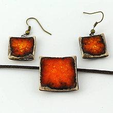 Sady šperkov - keramické šperky - 6386201_