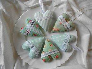Darčeky pre svadobčanov - Svadobné srdiečka - vzorka - 6384895_