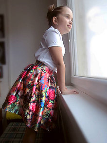 Detské oblečenie - z ruží - 6386726_