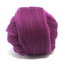 Textil - Merino vlna - 25 g (Damson) - 6387879_