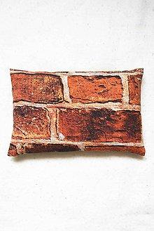Úžitkový textil - _na múre... Špaldový vankúšik - 6392691_