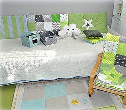 Úžitkový textil - Mantinel na stenu 40x200cm - 6389424_