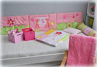 Textil - Mantinel na stenu 50x205cm - 6389514_