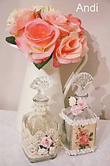 - Dekoratívne vintage fľaštičky - 6388625_