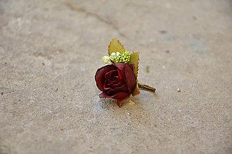 Prstene - Prsteň ...vášeň... - 6389103_