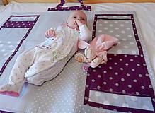 Detské doplnky - Taška - Prebaľovacia podložka - Jela - 6389999_