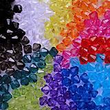 - Plast bicone 6mm-MIX-240ks - 6392483_
