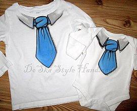 Detské oblečenie - spoločenské pohodlné pre chlapčeka - 6390953_