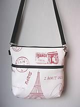 Kabelky - Paríž 14 - 6388750_