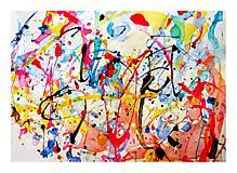 Obrazy - Abstrakcia 3 - 6393182_