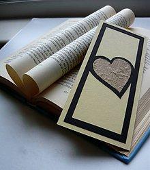 Papiernictvo - Srdce pokrčené... - 6396667_