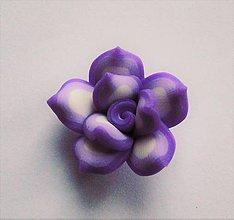 Korálky - FIMO kvet 25mm-1ks - 6397094_