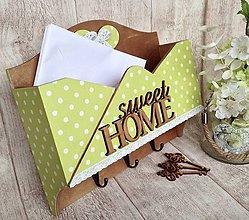Krabičky - Poštová obálka - 6395657_
