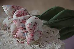 Dekorácie - Tulipán mix na želanie - 6394260_