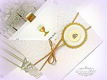 Papiernictvo - Pozvánky na prvé sväté prijímanie: