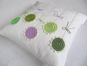 Úžitkový textil - alchýmia Viola odorata... - 6395359_