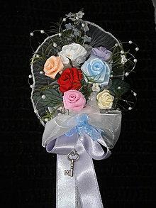 Pierka - Veľké svadobné pierko 44-10 /1 - 6397639_