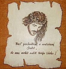 Obrazy - Ježiš - 6398845_