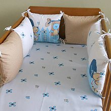 Textil - Vankúšiky ,,Za modrým plotom,, - 6400739_