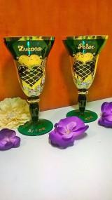 Nádoby - svadobné poháre - 6403465_
