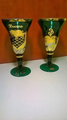 Nádoby - svadobné poháre - 6403464_