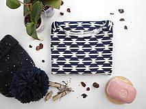 Tričká - dámske tričko Swedish scent - 6401956_
