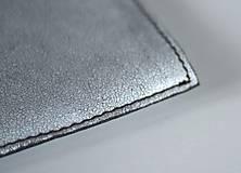 Na notebook - Kožené púzdro na Macbook Air 13 s filcom-biele - 6404852_