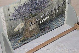 Nábytok - stojan na papierovú rolku - 6402834_