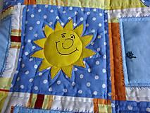 Úžitkový textil - Deka medvede - 6404510_
