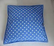 Textil - Vankúš medvedík - 6404642_