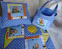 Úžitkový textil - Deka medvede - 6404818_