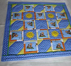 Úžitkový textil - Deka medvede - 6404513_