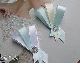 Pierka - svadobné pierka - 6407006_