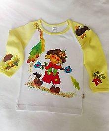 Detské oblečenie - Jesenné bláznenie 2 - 6407670_