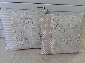 Úžitkový textil - Vankúšiky 45x45cm - 6407003_