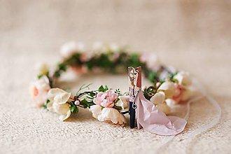 Darčeky pre svadobčanov - Štipček pre Magaelu - 6409507_