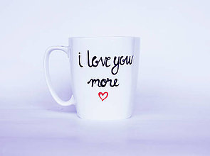 Nádoby - I love you more - 6410770_