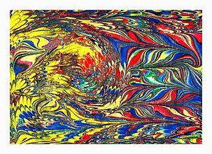 Obrazy - AKCIA - Abstrakcia 9 - 6411610_