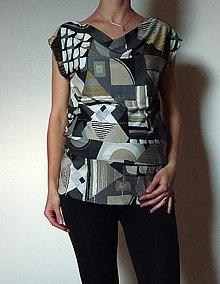 Tehotenské/Na dojčenie - tehotenské tričko - nie len pre tehuľku - 6410145_