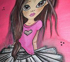 Detské oblečenie - pre dievčatko - 6412660_