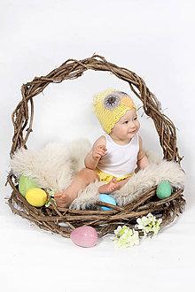 Detské doplnky - Prútené hniezdo - zľava - 6412987_