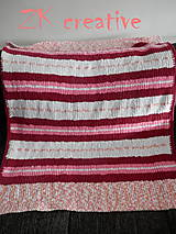 Textil - Deka pre dievčatko - 6415476_
