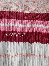 Textil - Deka pre dievčatko - 6415478_