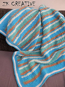 Textil - Deka pre chlapčeka - 6415460_