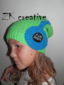 Detské čiapky - homeleska - fun radio - 6418346_