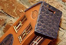 Dekorácie - Pokladnička - dom - 6415080_