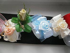 Darčeky pre svadobčanov - na Salvetky .. - 6417805_