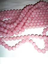 - ruženín korálky 10mm SUPERCENA! - 6415453_