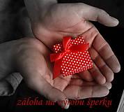 - šperk podľa individuálnych požiadaviek: náušnica 1ks - 6414686_